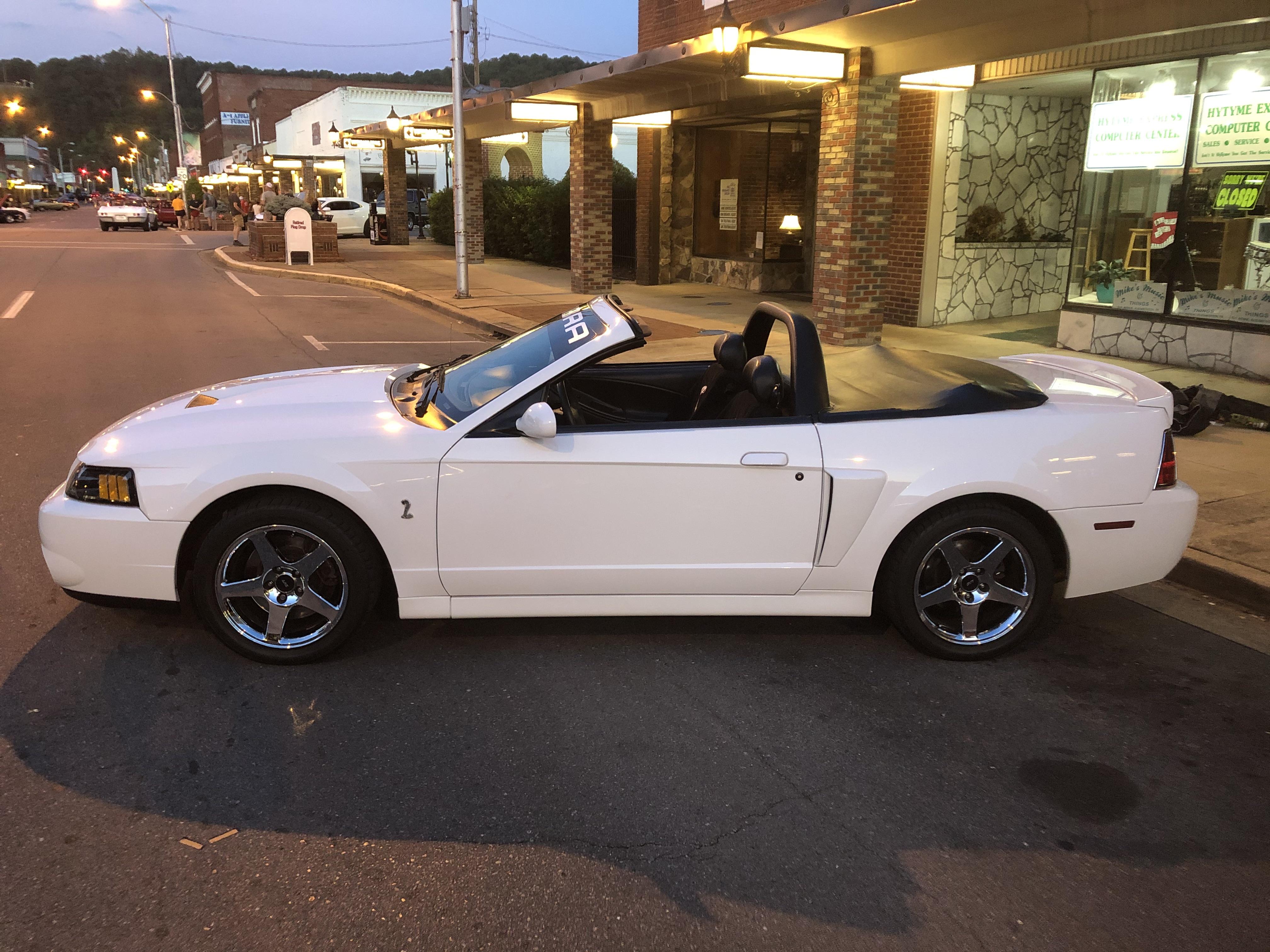 2003 Ford Mustang SVT Cobra - Joe Pearce - 2020