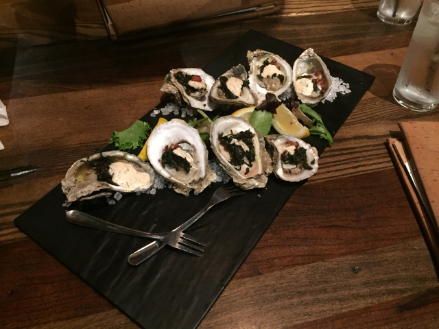 Oysters - The Lobster Trap