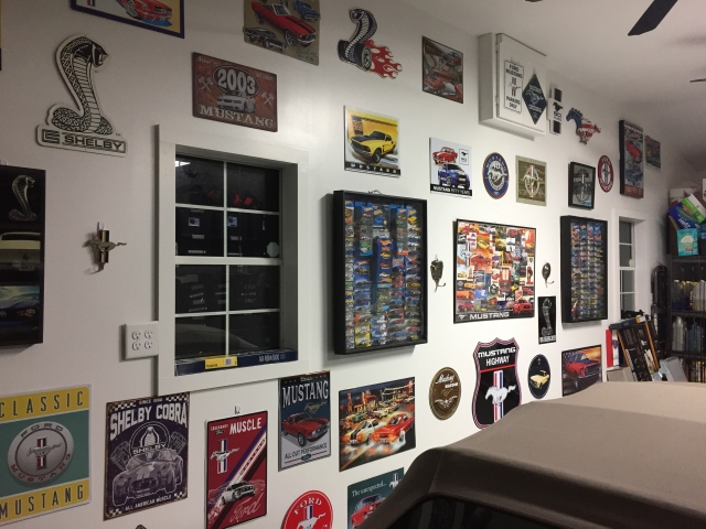 Joe Pearce Garage - More Signs