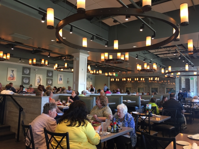 Paula Dean's Family Kitchen at the Island in Pigeon Forge - Joe Pearce