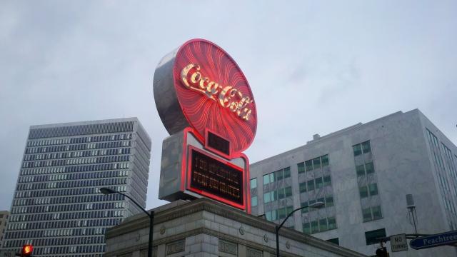 Coca-Cola Museum Atlant - 05/15/11